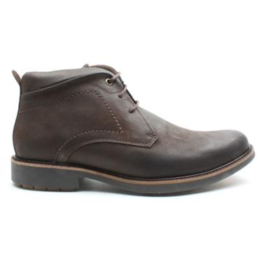 ANATOMIC GEL 909077 ALFONSO BOOT - DARK BROWN
