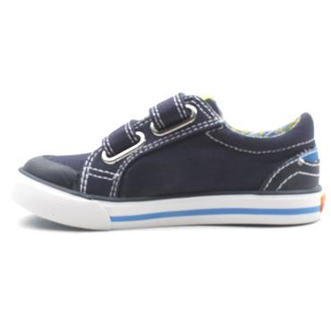 PABLOSKY 953420 CANVAS SHOE - NAVY