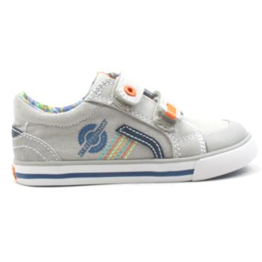 PABLOSKY 953450 JUNIOR CANVAS SHOE - GREY