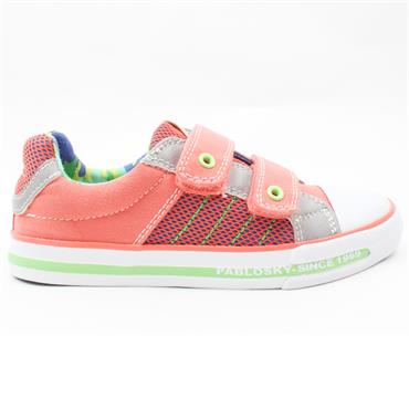 PABLOSKY 962280 CANVAS SHOE - RED