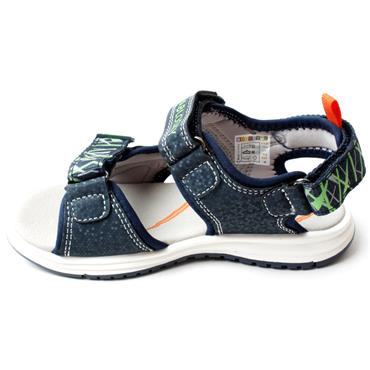 PABLOSKY 965310 JUNIOR SHOE - BLUE MULTI