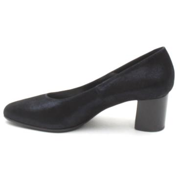 VERNISSAGE 9711 COURT SHOE - NAVY