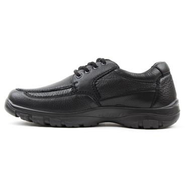 GCOMFORT A7825 LACED SHOE - Black
