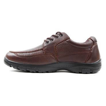 GCOMFORT A7825 LACED SHOE - BROWN