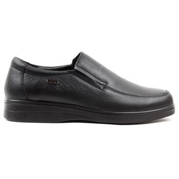 GCOMFORT A905 SLIP ON SHOE - Black