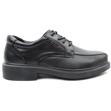 GCOMFORT A997 LACED SHOE - Black