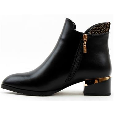 KATE APPLEBY ACLE BOOT - Black