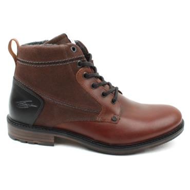 LLOYD AND PRYCE AHERN BOOT - DARK TAN