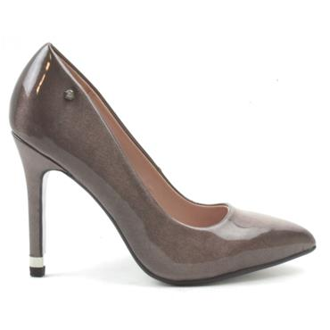KATE APPLEBY ALFORD COURT - GREY PATENT