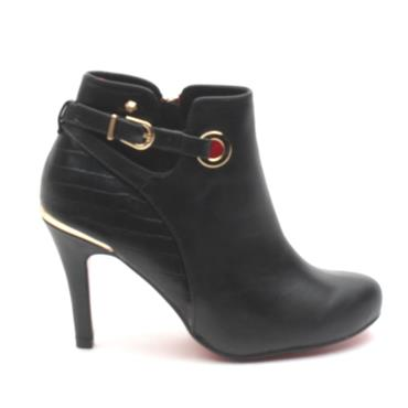 KATE APPLEBY ALPORT ANKLE BOOT - Black