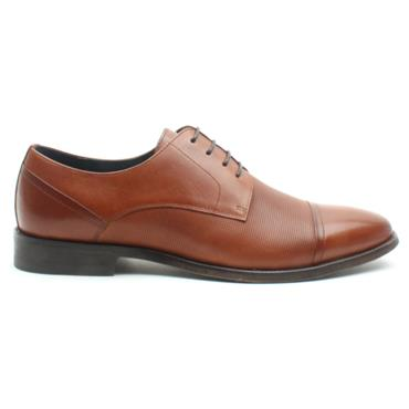 BOWE ALTRAD CAP SHOE - WHISKEY