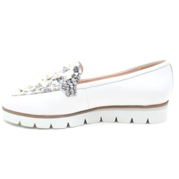 AMY HUBERMAN BY BOURBON ANGEL SHOULDER - WHITE