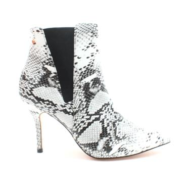 UNA HEALY ANYGIRL ANKLE BOOT - WHITE MULTI