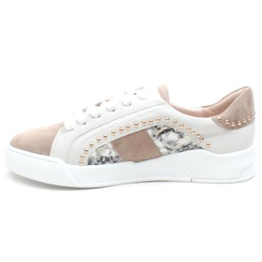 AMY HUBERMAN BY BOURBON ASK ANY GIRL - NUDE MULTI