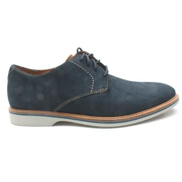 CLARKS ATTICUS LACE MENS - NAVY G