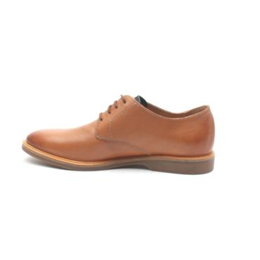 CLARKS ATTICUS LACE MENS - TAN G