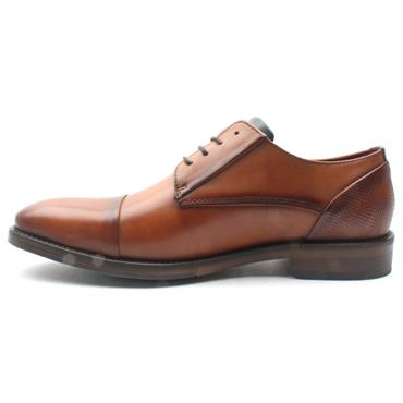 POPE AUCKLAND LACED SHOE - TAN