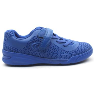 CLARKS AWARDBLAZE BOYS RUNNER - BLUE MULTI F