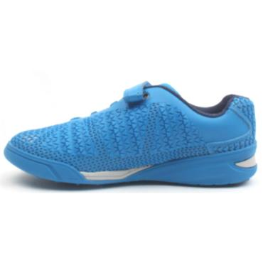 CLARKS VELCRO AWARDBLAZE  RUNNER - BLUE G