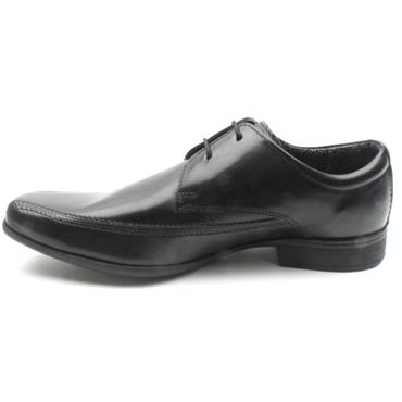CLARKS AZEDAY LACED  SHOE - Black