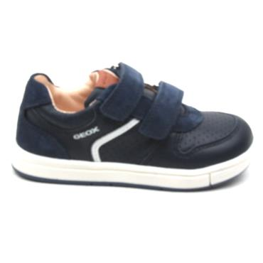 GEOX B0243A TROTTOLA CASUAL SPORT - NAVY
