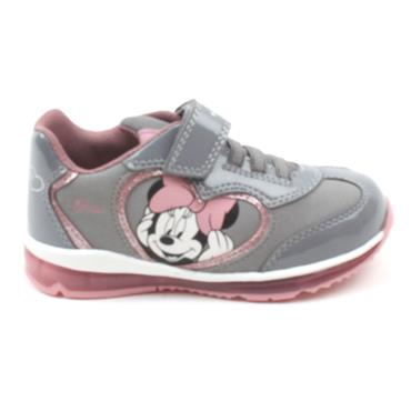 GEOX B0485B JUNIOR RUNNER TODO - GREY