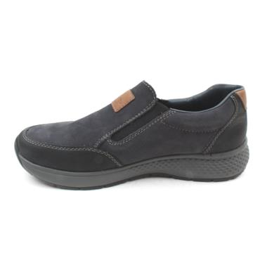 RIEKER B7654 SLIPON SHOE - NAVY