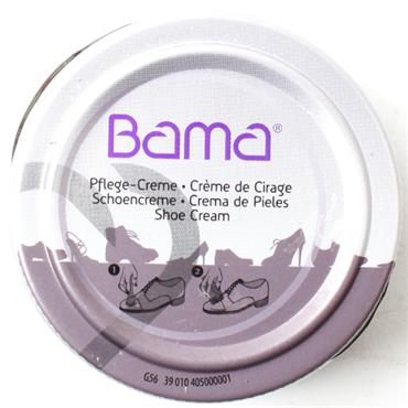 Bama Shoe Cream - Black