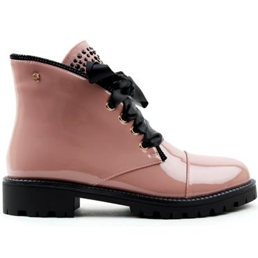 KATE APPLEBY BEDALE LACED BOOT - LIGHTPINK