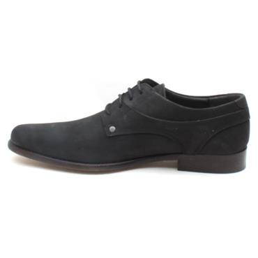 ESCAPE BIG CREEK LACED SHOE - CHARCOAL