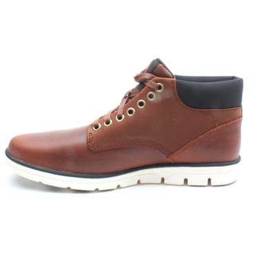 TIMBERLAND CA13EE LACED BOOT - BROWN