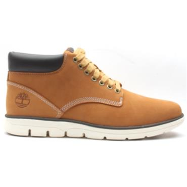 TIMBERLAND CA1989 LACED BOOTS - WHEAT