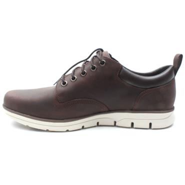 TIMBERLAND CA1TZE MENS LACED SHOE - BROWN