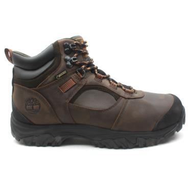 TIMBERLAND CA1UQQ LACED BOOT - BROWN
