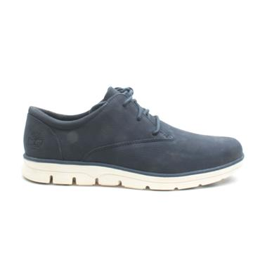 TIMBERLAND CA21ES LACED SHOE - NAVY