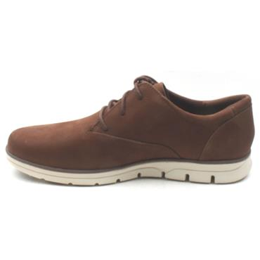 TIMBERLAND CA22NH LACED SHOE - BROWN