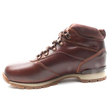 TIMBERLAND CA264U LACED BOOT - TAN