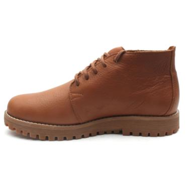 TIMBERLAND CA2A17 LACED BOOT - TAN