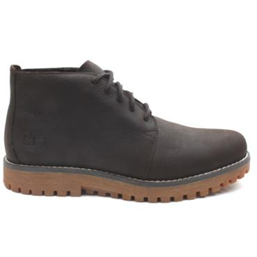 TIMBERLAND CA2A1T LACED BOOT - COFFEE