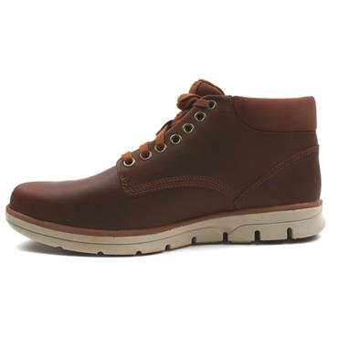 TIMBERLAND CA2E5C LACED BOOT - TAN