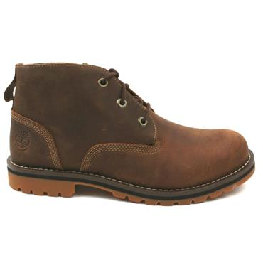 TIMBERLAND CA2NF3 LACED BOOT - TAN