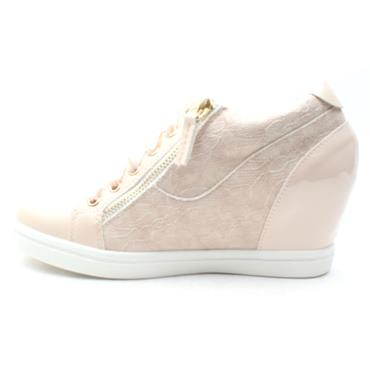 LLOYD AND PRYCE CAPLICE BOOT - BLUSH