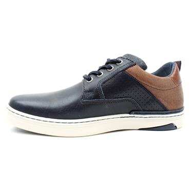 LLOYD AND PRYCE CARBERRY SHOE - NAVY