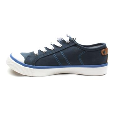 CATS CARL CANVAS SHOE - NAVY