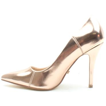 GLAMOUR CARRIE COURT SHOE - ROSE