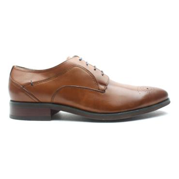 BOWE CHABAN DRESS SHOE - WHISKEY
