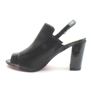 KATE APPLEBY CHAGFORD STRAP SANDAL - Black