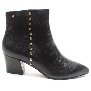 AMY HUBERMAN CHARADE BOOT - Black