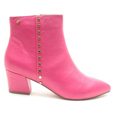 AMY HUBERMAN CHARADE BOOT - PINK