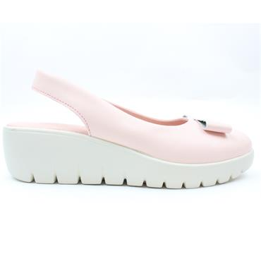 KATE APPLEBY CHILTERN WEDGE SHOE - PINK